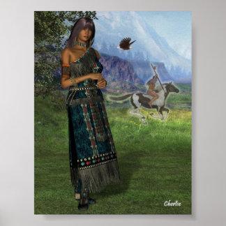 Memorias nativas póster