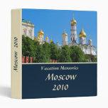 """Memorias Rusia 1"""" de las vacaciones carpeta"""