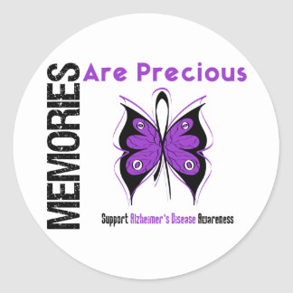 Memories Are Precious Alzheimer s Disease Sticker