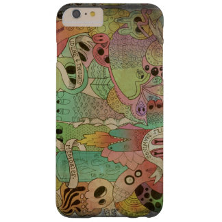 Memories Barely There iPhone 6 Plus Case