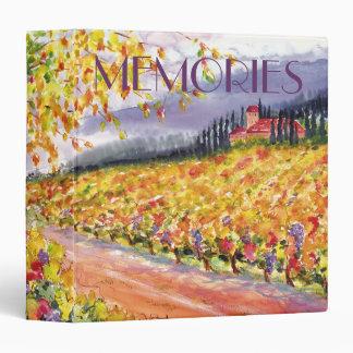 MEMORIES - binder