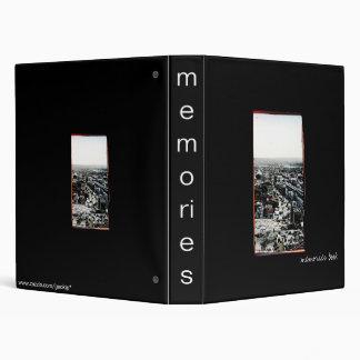 memories book 3 ring binders