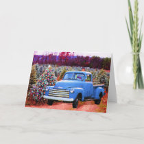 Memories for Sale Holiday Card