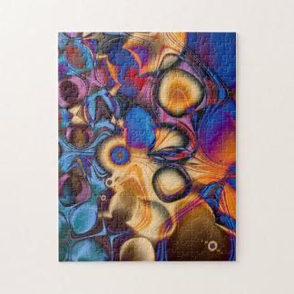 Memories - Fractal Art Puzzle