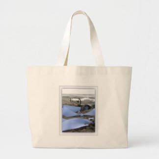 Memories in a Bottle Large Tote Bag