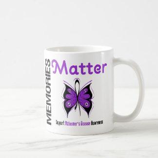 Memories Matter Alzheimer's Disease Coffee Mug