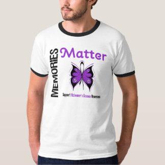 Memories Matter Alzheimer's Disease T-Shirt