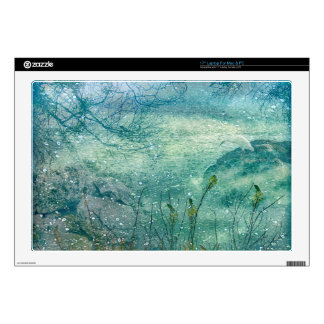 Memories of a Dream Nature Photo Collage Laptop Skins
