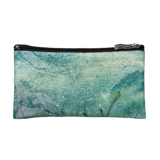 Memories of a Dream Nature Photo Collage Makeup Bag