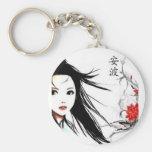Memories of a Geisha Llaveros Personalizados