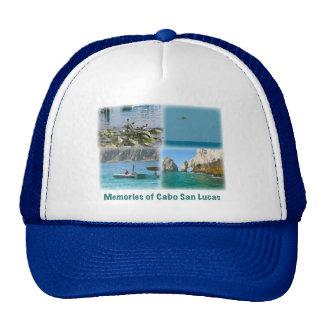 Memories of Cabo San Lucas Mesh Hat