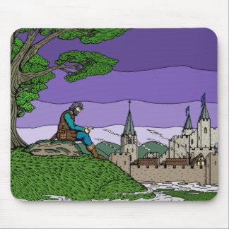 Memories of Camelot Mousepad