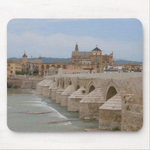 Memories of Cordoba, Spain Mousepad