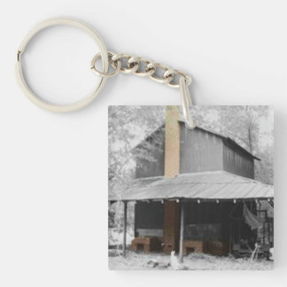 Memories of Days Gone By... Keychain