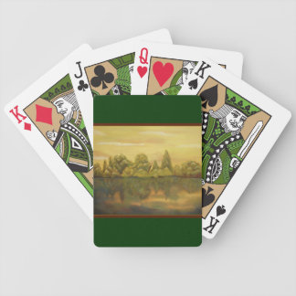 Memories of Home Playing Cards