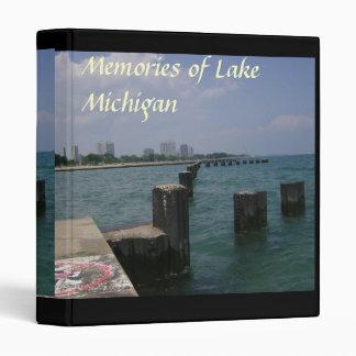 Memories of Lake Michigan Binder