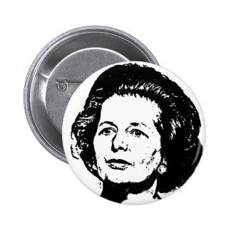 Memories of Margaret Thatcher Pinback Buttons