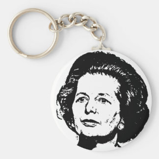 Memories of Margaret Thatcher Keychain