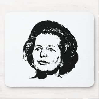 Memories of Margaret Thatcher Mouse Pad
