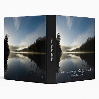Memories of New Zealand · Photo Book 3 Ring Binder