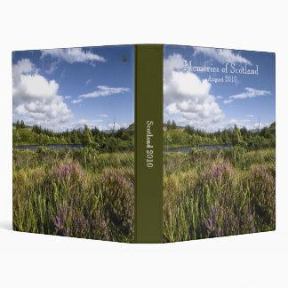 Memories of Scotland · Photo Book Binder
