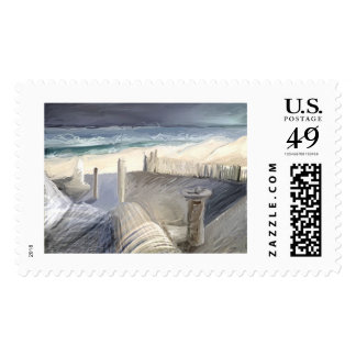 Memories of the east beaches postage