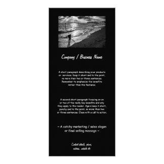 Memories of the Seafront Custom Rack Card