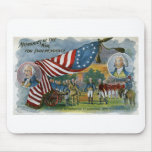 Memories of the War for Independence Mouse Pad
