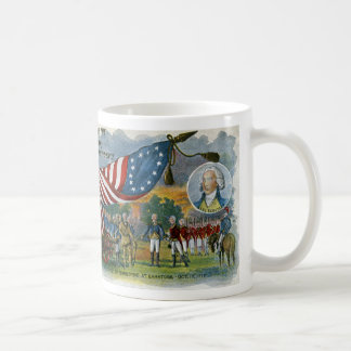 Memories of the War for Independence Classic White Coffee Mug
