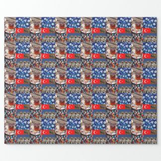 Memories of Turkey Wrapping Paper! Wrapping Paper