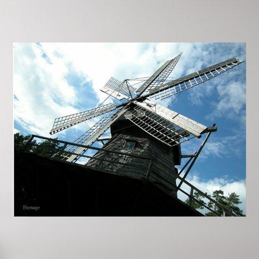 Memories of Wind Print