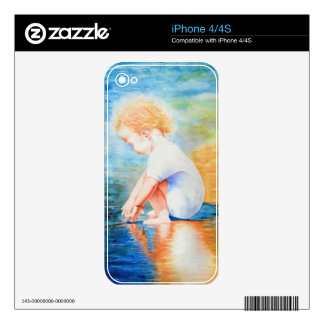Memories of You Decal For The iPhone 4S