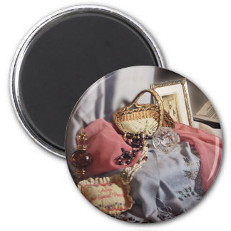 Memories - Special Old Things 2 Inch Round Magnet