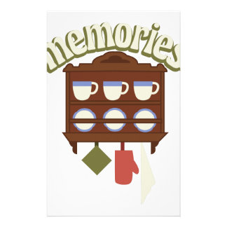 Memories Stationery