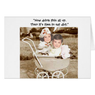 Memories Stationery Note Card
