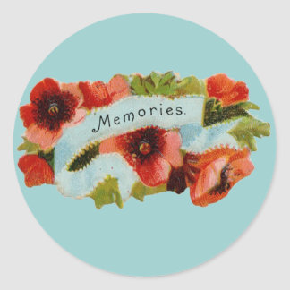 Memories Sticker