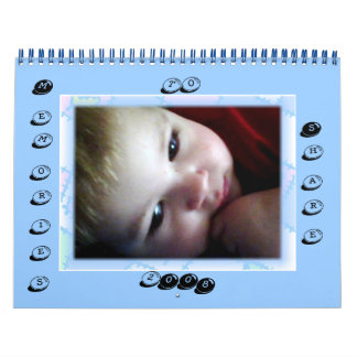 Memories to Share Calendar