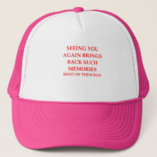 MEMORIES TRUCKER HAT