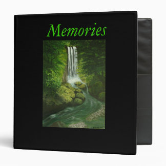 Memories waterfall Binder
