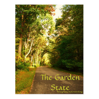memory 1 125, The Garden State, Photography by ... Postcard