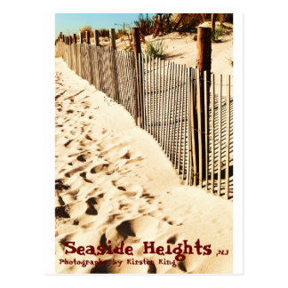 memory 1 137, Seaside Heights, Photography by K... Postcard