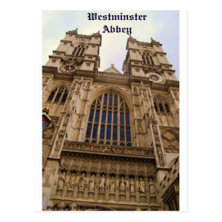 memory 2 254, Westminster Abbey, Photography by... Postcard
