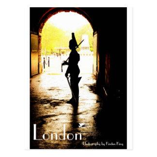memory 2 270, London, Photography by Kirsten King Postcard