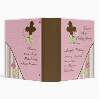 Memory Baby Shower Photo Book Binders