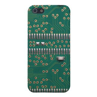 Memory chip iPhone SE/5/5s case