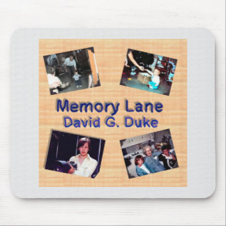 memory cover art mouse pad