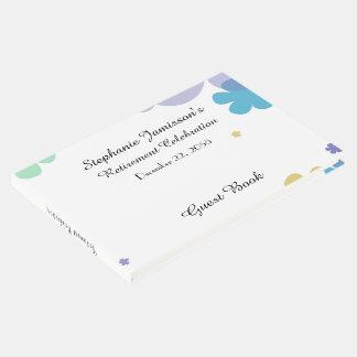 Memory/Guest Book Retirement Party Celebration