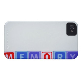 Memory. iPhone 4 Cover