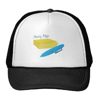 Memory Magic Trucker Hat