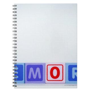 Memory. Notebooks